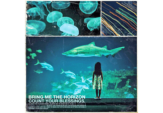 Bring Me The Horizon - Count Your Blessings  - (CD)