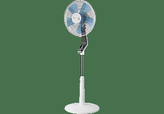 Ventilador de pie - Rowenta VU5640 Turbo Silence Extreme 4 Velocidades, Sistema Oscilación
