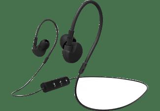 """HAMA Bluetooth®-Sport-Kopfhörer """"Run BT"""", In-Ear, Mikrofon, Ohrbügel, Schwarz"""