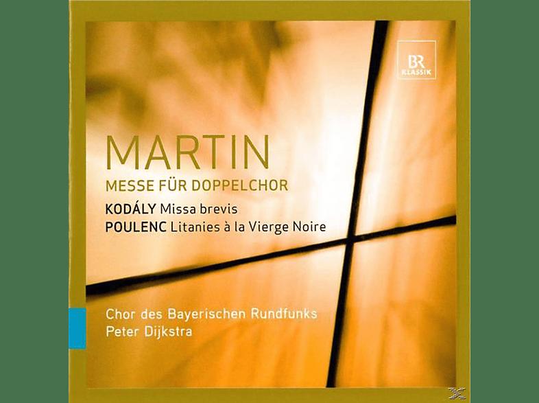 Peter & Chor Des Br Dijkstra - Messe Für Doppelchor/Missa Brevis [SACD Hybrid]