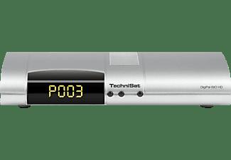 TECHNISAT DigiPal ISIO HD Receiver (HDTV, PVR-Funktion, DVB-T2 HD, Silber)