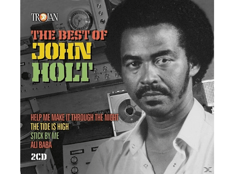 John Holt - The Best Of [CD]