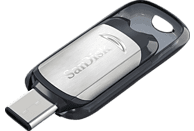 SANDISK Ultra USB Type-C Stick, Silber