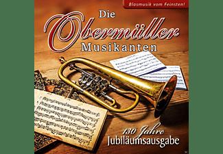 Die Obermüller Musikanten - 130 Jahre-Instrumental  - (CD)