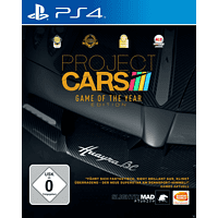 Project CARS - Game of the Year Edition [PlayStation 4]