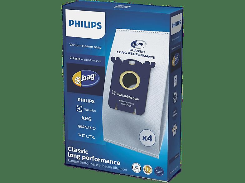 PHILIPS Sacs universels pour aspirateur (FC8021/03 S BAG)