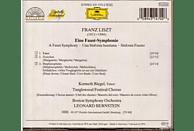 Kenneth Riegel, Boston Symphony Orchestra, Tanglewood Festival Chorus - Faust Symphonie (Sinfonia) [CD]