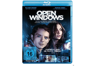 Open Windows - (Blu-ray)