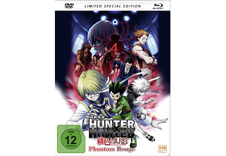Hunter x Hunter: Phantom Rouge - (Blu-ray + DVD)