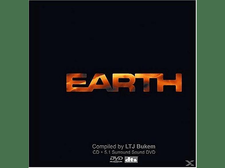 LTJ Bukem, VARIOUS - Earth 7 [CD + DVD Audio]