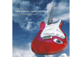 Dire Straits & Mark Knopfler - Private Investigations - The Best Of Dire Straits (Vinyl LP (nagylemez))