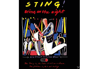 Sting - Bring On The Night (CD + DVD)