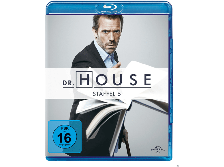 Dr. House - Staffel 5 [Blu-ray]