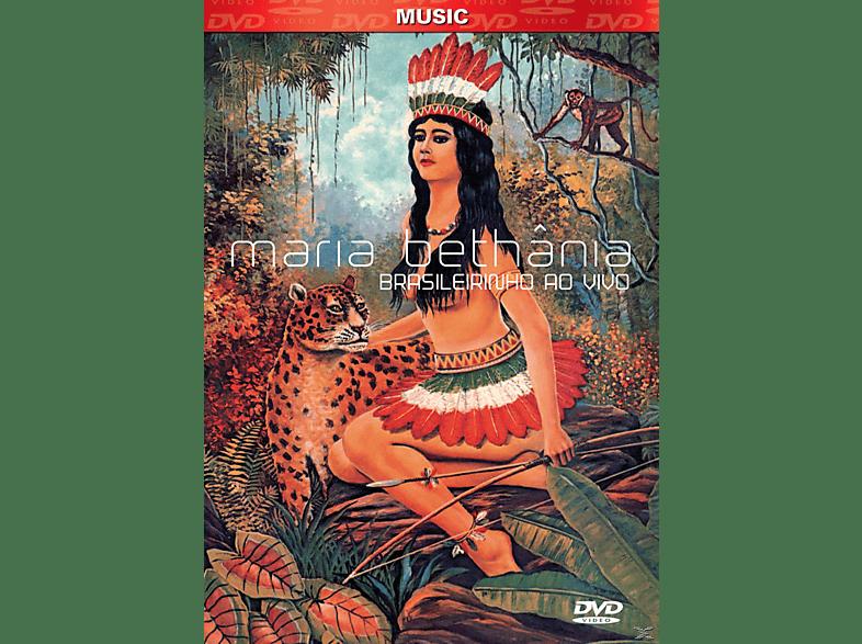 Maria Bethânia - Brasileirinho Ao Vivo [DVD]