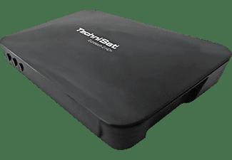 TECHNISAT Eurotech 2 HD+ Receiver (HDTV, HD+ Karte inklusive, DVB-S, Schwarz)