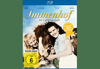 Immenhof - Die 5 Originalfilme Blu-ray