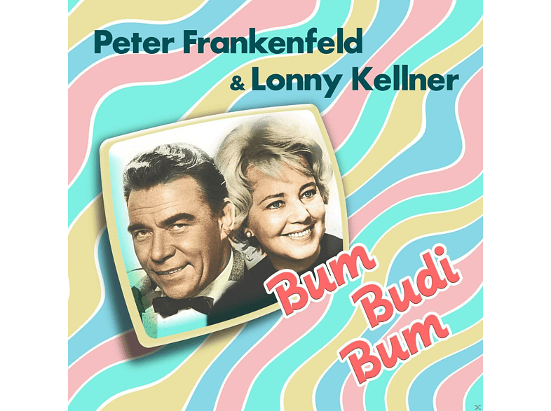 Peter Frankenfeld - Bum-Budi-Bum [CD]