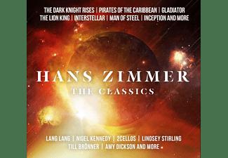 VARIOUS - Hans Zimmer-The Classics  - (Vinyl)