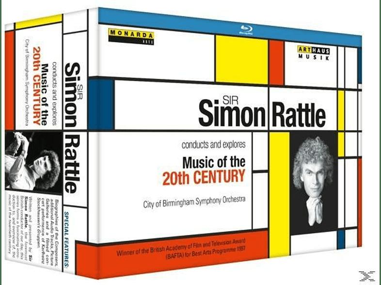 Birmingham Symphony Orchestra - Musik des 20.Jahrhunderts [Blu-ray]