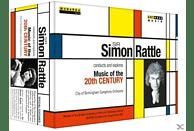 City Of Birmingham Symphony Orchestra - Musik des 20.Jahrhunderts [DVD]