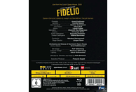 Günther Groissbock, Jonas Kaufmann, Camilla Nylund, Laszlo Polgar, Orchester Der Oper Zürich, Nikolaus Harnoncourt, Alfred Muff - Fidelio [Blu-ray]
