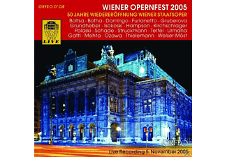 VARIOUS - Wiener Opernfest 2005:Fidelio/Rosenkavalier/+  - (CD)