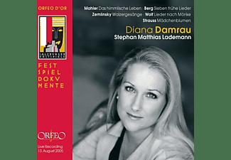 Diana Damrau, Stephan Matthias Lademann - Das himmlische Leben/Walzergesänge/Mörike-Lieder/+  - (CD)
