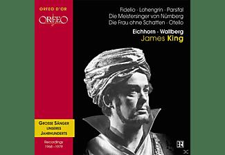 Münchner Rundfunkorchester, James King - Grosse Sänger Unseres Jahrhunderts: James King  - (CD)