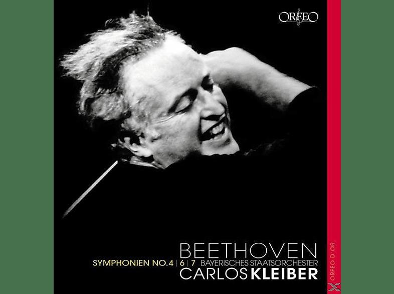 Bayerisches Staatsorchester - Sinfonien 4,5 Und 6 [Vinyl]