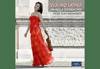 Peter Von Wienhardt - Violino Latino:Piazzolla/Ponce/de Falla/Kreisler/+  - (CD)