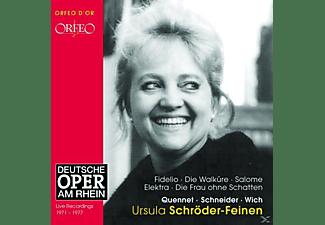 VARIOUS, Chor Und Orchester Der Deutschen Oper Am Rhein - Fidelio / Walküre / Salome / Elektra / Die Frau ohne Schatten  - (CD)