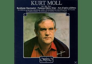 Mro, Kurt Moll, Kurt Eichhorn - Arien:Entführung/Fidelio/Zar und Zimmermann/+  - (CD)