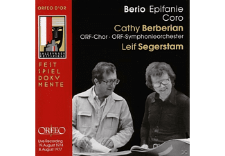 Cathy Berberian, Orf-chor, Orf-symphonieorchester, Le Segerstam - Epifanie/Coro - (CD)