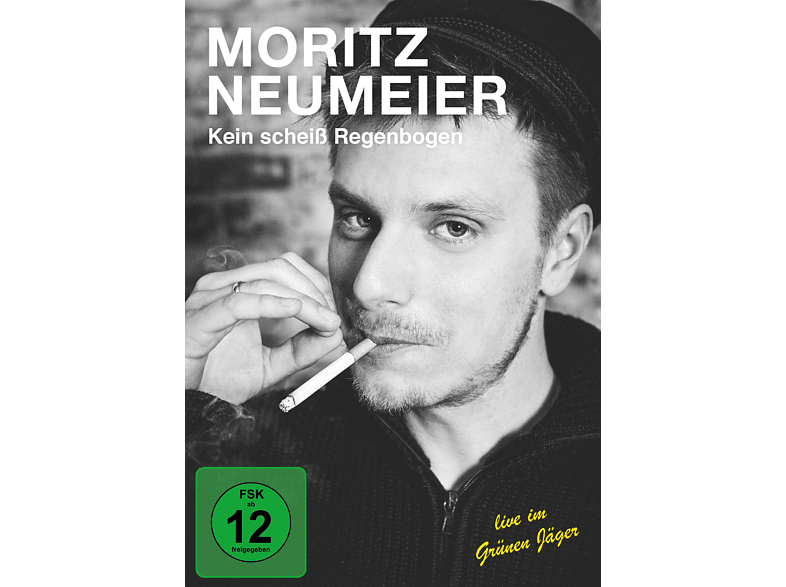 Moritz Neumeier - Kein Scheiss Regenbogen [DVD]