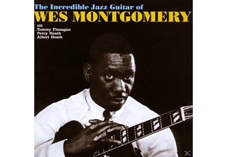 Wes Montgomery - The Incredible Jazz Guitar Of Wes - (CD)