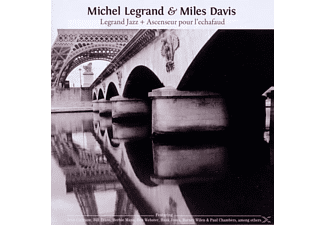 Davis, Miles / Legrand, Michel - Legrand Jazz/Ascenseur... - (CD)