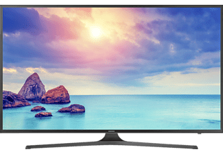"TV LED 43"" - Samsung 43KU6000, 1300 Hz, UHD 4K, HDR, Smart TV, Plana"
