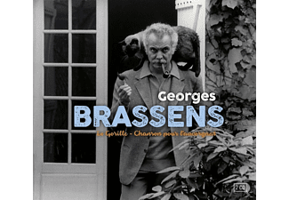Georges Brassens - Le Gorille  - (CD)