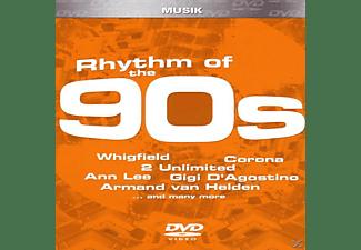 VARIOUS - Rhythm Of The 90 s  - (DVD)