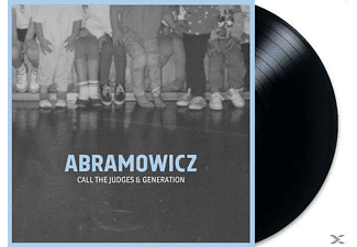 Abramowicz - Call The Judges & Generation  - (LP + Download)
