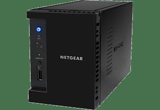 NETGEAR ReadyNAS 212 mit 2 Bays für bis zu 12TB Speicher (RN21200-100NES)
