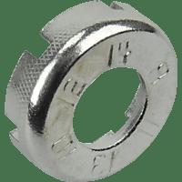 FISCHER 85521 Nippelspanner (Silber)