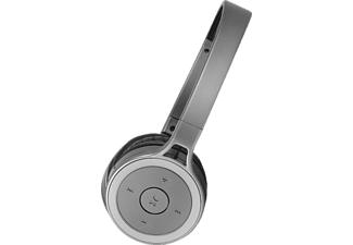 ISY IBH-2100-TI, On-ear Kopfhörer Bluetooth Grau