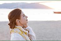 PANASONIC RP-HDE10, In-ear In-Ear Headset  Silber