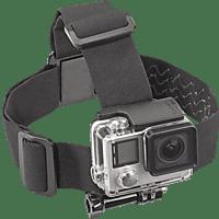 ISY IAA-1400, Kopfhalterung, Schwarz, passend für GoPro Actioncams