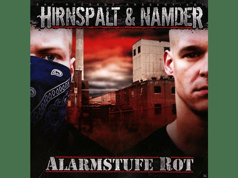 Hirnspalt & Namder - Alarmstufe Rot [CD]