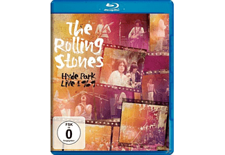 The Rolling Stones - Hyde Park Live 1969  - (Blu-ray)