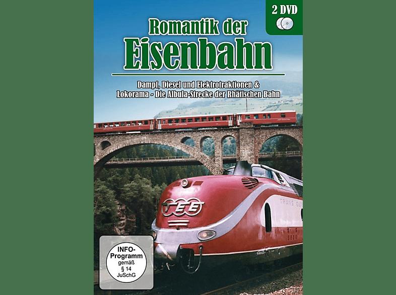 Dampf Diesel und Elektrotraktionen & Lokorama [DVD]