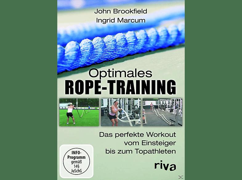 Optimales Rope-Training - Das perfekte Workout vom Einsteiger bis zum Topathleten [DVD]