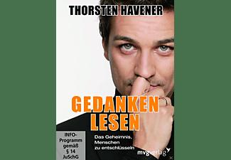 Thorsten Havener - Gedanken lesen - Das Geheimnis, Menschen zu entschlüsseln DVD